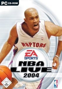 EA Sports NBA Live 2004 (German) (PC)