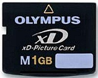 Olympus xD-Picture Card Typ M   1GB (N1752592/N2311792)