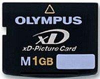 Olympus xD-Picture Card Typ M 1GB (N1752592/N2311792)