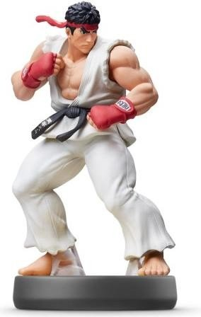 Nintendo amiibo figurka Super Smash Bros. Collection Ryu (Switch/WiiU/3DS)