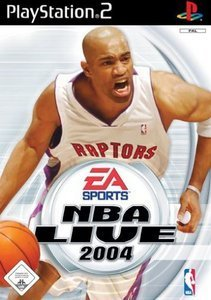 EA Sports NBA Live 2004 (German) (PS2)