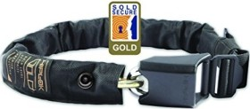 Hiplok Gold Kettenschloss, Schlüssel all black