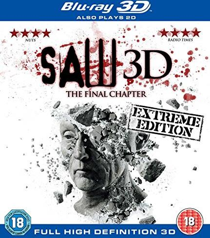 Saw 7 (3D) (Blu-ray) (UK) -- via Amazon Partnerprogramm