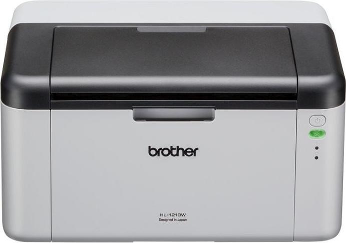 Brother HL-1210W schwarz, S/W-Laser (HL1210WG1)