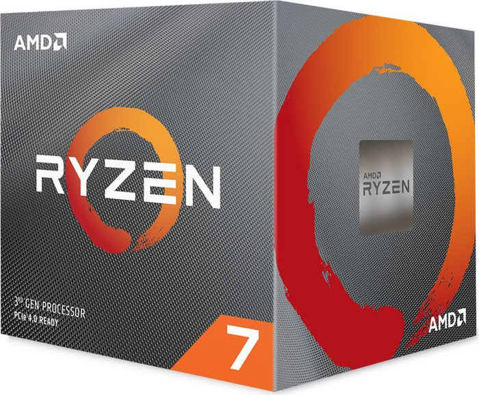 AMD Ryzen 7 3800X, 8x 3.90GHz, boxed (100-100000025BOX)
