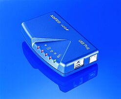 "Agfeo USB Plug ""blue-line"" (539627)"