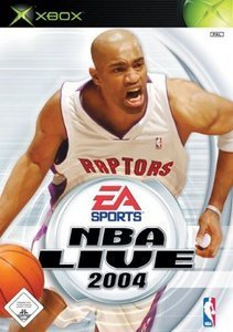 EA Sports NBA Live 2004 (niemiecki) (Xbox)