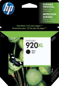 HP Tinte 920 XL schwarz (CD975AE)
