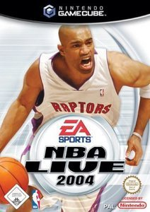 EA Sports NBA Live 2004 (deutsch) (GC)