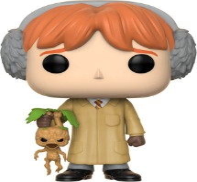 FunKo Pop! Movies: Harry Potter - Ron Weasley Herbology (29501)
