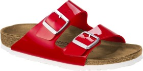 Birkenstock Arizona Lack tango red (Damen) (1005282/1005283)