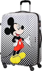 American Tourister Disney Legends Spinner 75cm Mickey polka dot (64480-7483)