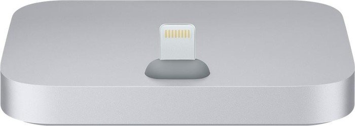 Apple iPhone Lightning Dock grau (ML8H2ZM/A)