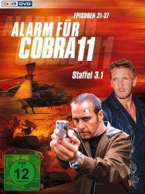 Alarm für Cobra 11 Staffel 3.1 (DVD)