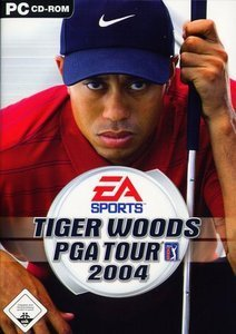 EA Sports Tiger Woods PGA Tour 2004 (German) (PC)