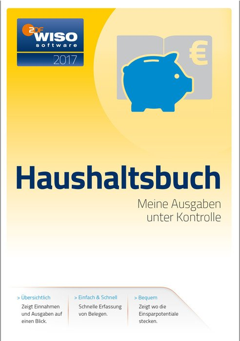 Buhl Data: WISO Haushaltsbuch 2017, ESD (German) (PC)
