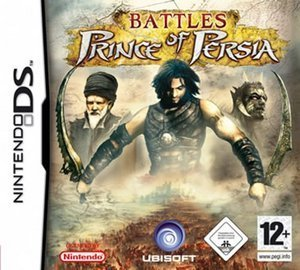 Battles of Prince of Persia (deutsch) (DS)