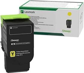 Lexmark Return Toner C232HY0 gelb hohe Kapazität (C232HY0)