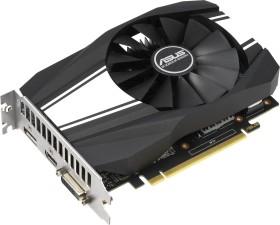ASUS Phoenix GeForce GTX 1660, PH-GTX1660-6G, 6GB GDDR5, DVI, HDMI, DP (90YV0CU1-M0NA00)