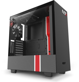 NZXT H510i Mass Effect N7 Special Edition, CRFT 07, Glasfenster (CA-H510B-ME)
