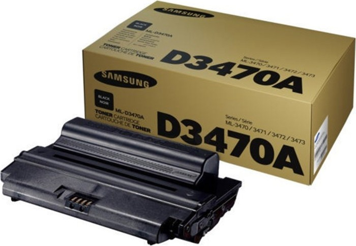 Samsung ML-D3470A Toner/Trommel schwarz -- via Amazon Partnerprogramm