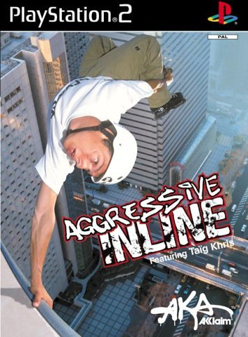 Aggressive Inline (German) (PS2)