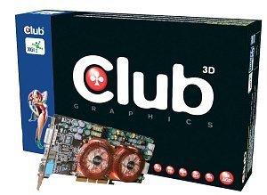 Club 3D XGI Volari Duo V8 Ultra, 256MB DDR2, DVI, ViVo, AGP (CGX-UD86VTVD)