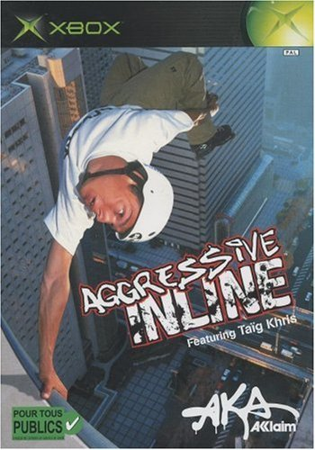 Aggressive Inline (niemiecki) (Xbox) -- via Amazon Partnerprogramm