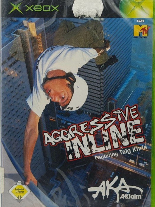 Aggressive Inline (deutsch) (Xbox) -- via Amazon Partnerprogramm
