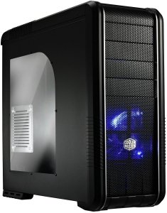 Cooler Master CM 690 II advanced USB 3.0 with side panel window (RC-692A-KWN5)