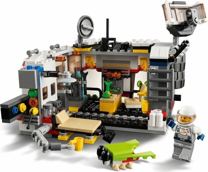 LEGO Creator Planeten Erkundungs Rover 31107 | Spielwaren