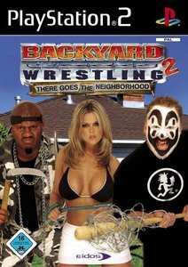 Backyard Wrestling 2 (niemiecki) (Xbox)