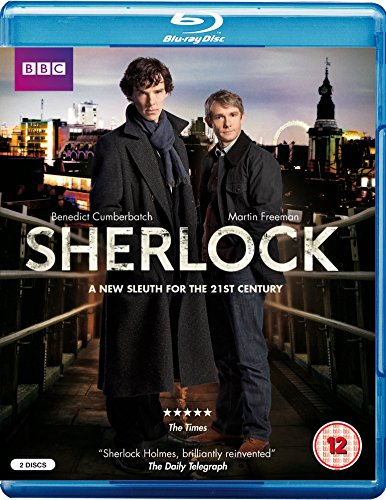 Sherlock Season 1 (Blu-ray) (UK) -- via Amazon Partnerprogramm