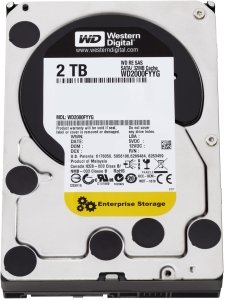 Western Digital RE SAS   1TB, SAS 6Gb/s (WD1000FYYG)