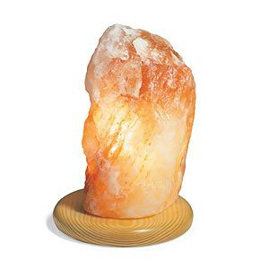 Kika Salzkristalleuchte