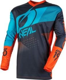O'Neal Element Factor Trikot langarm gray/orange/blue (Herren) (E001-22)