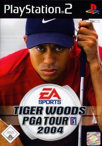 EA Sports Tiger Woods PGA Tour 2004 (niemiecki) (PS2)