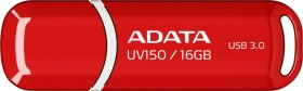 ADATA DashDrive UV150 rot 16GB, USB-A 3.0 (AUV150-16G-RRD)