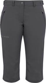 VauDe Farley Stretch Capri II Hose 3/4 iron (Damen) (04578-844)