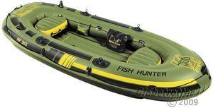 Sevylor HF360 Fish Hunter Anglerboot -- ©globetrotter.de 2009