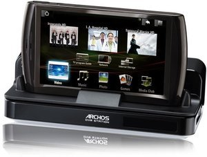 Archos DVR-station docking station for Archos 5 Internet Tablet (501428)