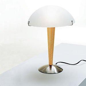 Kika lampka nocna (białe szkło)