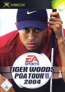 EA Sports Tiger Woods PGA Tour 2004 (German) (Xbox)