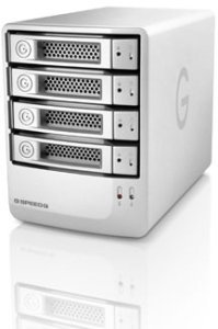 G-Technology G-Speed Q 12TB, USB-A 2.0/eSATA/2x FireWire 800 (0G02054)