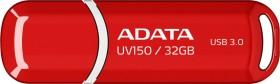 ADATA DashDrive UV150 rot 32GB, USB-A 3.0 (AUV150-32G-RRD)
