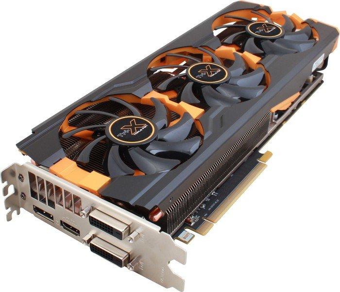 Sapphire Radeon R9 290 Tri-X OC [New Edition] (1000MHz), 4GB GDDR5, 2x DVI, HDMI, DisplayPort, lite retail (11227-13-20G)