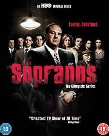 The Sopranos Box (Season 1-6) (UK)