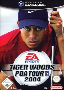 EA Sports Tiger Woods PGA Tour 2004 (niemiecki) (GC)