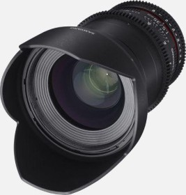 Samyang 35mm T1.5 VDSLR AS UMC II für Canon EF schwarz