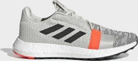 adidas Sense Boost GO raw white/core black/solar red (Damen) (G26944)